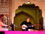 Ustad Amjad Ali Khan performs at Amber Fort