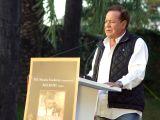"Launch of Bina Kak's book ""Silent Sentinels of Ranthambhore"" - Salim Khan"