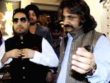 Mika Singh inaugurates fashion studio in Delhi