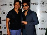 """Music launch of """"Nain Na Jodi""""-Mika Singh and Shaan"""