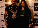 """Music launch of """"Nain Na Jodi""""- Vishal Dadlani and Richa Sharma"""