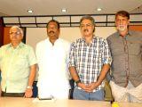 Telugu film producers council press meet