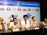 IFFI-2015 - Aram Shahbazyan, Alejandro Guzman, Joan Carles Suau