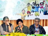 Kolkata International Children's Film Festival press conference