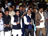 Trinamool Congress MP Abhishek Banerjee participate in a candle light march to condemn the murder of Mohammad Afrajul, in Kolkata, on Dec 8, 2017. On Thursday, a horrifying video emerged ...