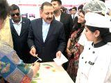 Union MoS PMO Dr. Jitendra Singh visits the