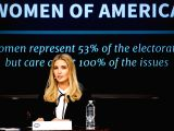 WASHINGTON, Jan. 16, 2018 - Ivanka Trump, U.S. President Donald Trumps daughter, attends the Conversation With the Women of America panel at the White House in Washington D.C., the United States, on ...