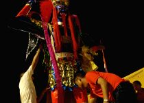 INDONESIA-PALEMBANG-HUNGRY GHOST FESTIVAL