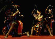 INDONESIA-LUMAJANG-CULTURAL FESTIVAL-DANCE