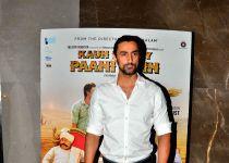 Premiere of film `Kaun Kitne Paani Mein`