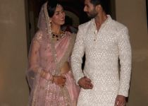 Shahid Kapoor introduced his new bride (Batch-2)