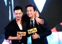 "CHINA-BEIJING-MOVIE ""THE DEAD END""-PRESS CONFERENCE"