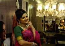 Koneenica Banerjee during inauguration of a jewellery store