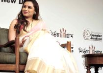 Rani Mukerji during a programme