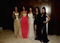 Calendar Girls starlets at Martini Queens Exhibition