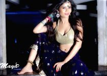 Chennai: Photo shoot of Gehana Vasisth