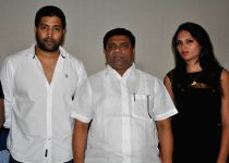 Hyderabad: `Anandam Malli Modalaindi` - press meet