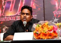 Chennai: Yuvan Shankar Raja`s ress conference
