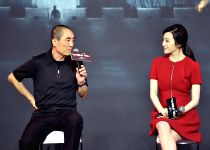 CHINA-BEIJING-MOVIE-THE GREAT WALL-PRESS CONFERENCE