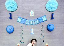 Hyderabad: Allu Arjun son Ayaan`s 1st birthday