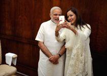 Hyderabad: Manchu Family Meets PM Modi