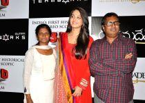 Hyderabad: Trailer launch of film Rudramadevi