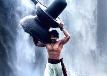 Hyderabad: Still of upcoming Telugu movie Bahubali