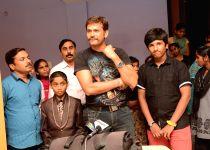 Hyderabad: Success meet of Telugu movie Father