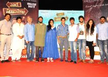 Hyderabad: Yevade Subramanyam Success meet