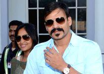 Jodhpur: Vivek Oberoi arrives at Jodhpur Airport