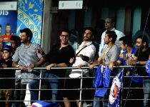 Kolkata: IPL 2015 - Final - Chennai Super Kings vs Mumbai Indians (Batch - 8)