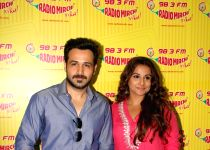 Mumbai: Promotion of film Hamari Adhuri Kahani