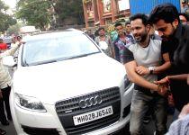 Mumbai: Promotion of film Ungli