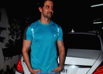 Mumbai: Hrithik Roshan watches film Welcome to Karachi