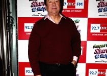 Mumbai: Randhir Kapoor celebrates his 68th birthday with 92.7 Big FM