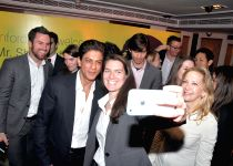Mumbai: SRK meets Stanford students