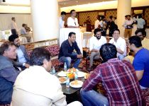 Mumbai: Bollywood celebrities participate in Mumbai Development Discussion