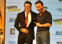 Mumbai: Music launch of film Happy Ending