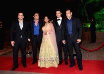 Mumbai: Arpita Khan's marriage reception