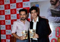 Mumbai: Book Launch of author Bilal Siddiqi`s - The Bard of Blood