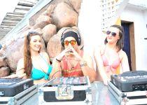 Mumbai: On location shoot of song Party Punjab Style