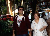 Mumbai: Condolence meeting of Amit Mehra