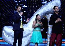 Mumbai: Promotion of film Detective Byomkesh Bakshi on sets of Zee DID Super Moms