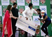 Mumbai: Jio Garden - inauguration