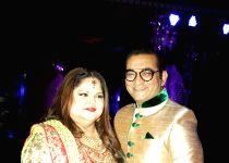 Mumbai: Abhijeet Bhattacharya wedding anniversary