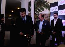 New Delhi: Actor Anil Kapoor  at exhibition