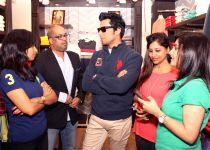 New Delhi: Randeep Hooda launches his polo team jersey