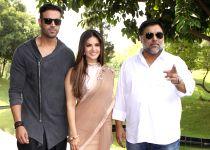 New Delhi: Promotion of film `Kuch Kuch Locha Hai`