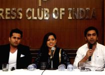 New Delhi: `Tere Ishq Mein Qurbaan` - press conference