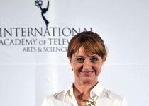 New York (United States): 42nd International Emmy Awards - producer Maryam Ebrahimi